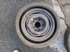 1970's GM Collapsible Spare Tire & Rim Wheel Single
