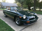 1975 MG MGB  1975 MGB VERY NICE RUST FREE SOUTHERN CAR RUNS GREAT NO RESERVE AUCTION!