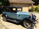 1928 Hudson Super Six Essex Classic Collector Car 1928 HUDSON ESSEX SUPER SIX