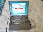 "Toshiba Tecra 780CDM 13"" 266MHz 64MB RAM OPL3 S3 Windows 95 Retro Gaming Laptop"