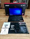 "MSI GP62 2QE Leopard Pro 15.6"" Display Gaming Laptop / Windows 10"