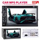 6.2'' HD Bluetooth Touch Screen Car Stereo Radio 2 DIN FM/MP5/MP3/USB/AUX NO GPS