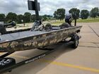 bass boats used