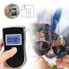 Alcohol Tester Breathalyzer Alcohol Meter Professional Mini Police Digital LCD