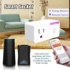 Timing Smart Power Socket Electricity Statistics WiFi Plug American Standard