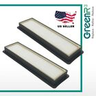 2x For EUREKA EF6 69963 HEPA Air Speed Exhaust Replacement Air Filter Vacuum