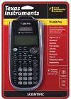 Texas Instruments TI-36X Pro Engineering/Scientific Calculator Battery Solar New