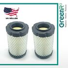 2x For Briggs & Stratton 796031 591334 797704 Pre-filter Air Filter Replacement