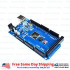 MEGA 2560 R3 CH340G Board+USB / Acrylic Box  Transparent Case  For Arduino