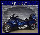 Can-Am Spyder RT-S 2010 Can-Am Spyder