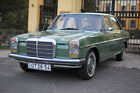 1972 Mercedes-Benz 200-Series 230/8 Sedan 1972 MERCEDES 230 W114 W/ 19K ORIGINAL MILES ~ STUNNING TREASURE