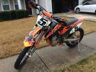 2012 KTM SX  2012 KTM 450 SXF Factory, well maintained, 75 hours with some extras