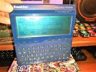 Franklin LM-6000 Electronic Language Master Speaking Dictionary Thesaurus-WORKS
