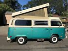 1979 Volkswagen Bus/Vanagon Westfalia Camper 1979 Westfalia Camper Pop-Top Bus VW Type2 Bay Window 10K on Rebuilt Engine
