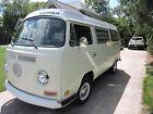 1972 Volkswagen Bus/Vanagon  volkswagen bus/camper 1972 Westfalia