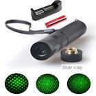 303 Pointer Laser Lazer Pen Beam Light Adjustable Focus 532nm <1mw Green