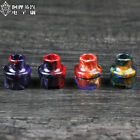 Heavy Calibre Sailing Epoxy Resin Drip Tips Mouthpiece Top Cap For Goon RDA 528