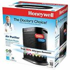 Honeywell True HEPA Filter Allergen Remover Machine Black Odor Air Purifier New
