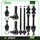 Suspension 4x Tie Rod Ends 2x Sway Bar 2x Ball Joints For 2005-2008 Ford F-150