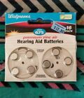 Hearing Aid Batteries #675 Zero Mercury 16 pack