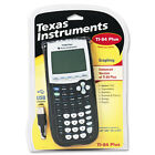Texas Instruments TI-84 Plus Programmable Graphing Calculator, 10-Digit SCHOOL