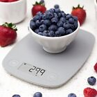 Steel Digital Kitchen Food Scale, Diet Postal Electronic Weight Balance Scale