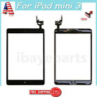 OEM For iPad mini 3 Black Touch Screen Digitizer With Home button Replacement