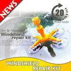 Quick Fix DIY Car Auto Kit Windscreen Scratch Kits Windshield Repair Tool Set