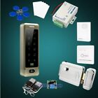 Waterproof Metal Case Access Control IC Reader System+Electric Control Lock