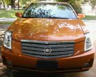 2003 Cadillac CTS Luxury Sport Package 2003 Cadillac CTS, orange with 167,103 miles, looks great and very clean, NR