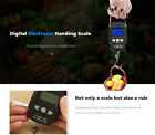 50kg LCD Digital Portable Electronic Hanging Scale Household Hook Scales Weight