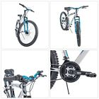 """Huffy 27.5"""" Frenzy Mens Mountain Bike with Aluminum Frame, Blue Christmas Her"""