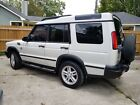 2004 Land Rover Discovery SE Utility Sport 4D 4WD 2004 Land Rover Discovery 2 SE Sport Util V8 4D 4WD With Locking Differential