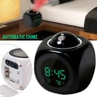 Multi-function Projection Alarm Clock Digital LCD Display Alarm Clock Voice Talk