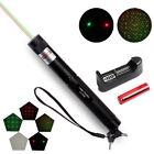 Top Green+Red  Laser 5mW Laser Pointer High Power 532nm Green Laser Point