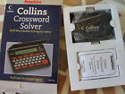 New in box Franklin Collins Crossword Solver CWM-109 thesaurus spell check games