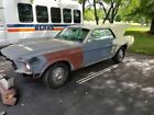 1967 Ford Mustang  1967 Ford Mustang · Coupe 2D · Sport Sprint 200 CID · Project Car Restoration
