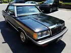 1986 Chrysler LeBaron  1986 Chrysler LeBaron ConvertIble 2.2 Turbo ONE OWNER AND LOW MILES!!!