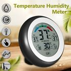 Digital Thermometer Hygrometer Temperature Humidity Meter ℃/℉ Touch Screen
