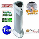 New IONMAX ION401 IONIC AIR PURIFIER Clean Dust Smoke Ioniser Filter Home Office