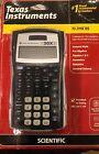 Texas Instruments TI-30X IIS 2-Line Dual Powered Scientific Calculator