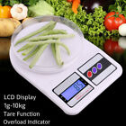 NEW 10kg Digital Electronic Kitchen Postal Scales Postage Parcel Weighing Weight