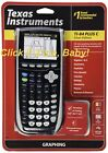 Brand NEW Ti-84 Plus C Silver Edition Texas Instruments COLOR Graphic Calculator