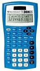 Texas Instruments Fundamental, Two-Line Scientific Calculator, Blue