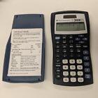 TI-30X IIS Texas Instrument Scientific Calculator Blue Free Shipping!