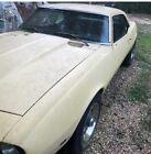 1968 Chevrolet Camaro  1968 CAMARO BIG BLOCK 396 CAR