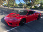 2000 Ferrari 360  2000 ferrari 360 modena upgraded to Challenge Stradale