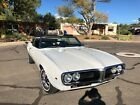 1968 Pontiac Firebird 326 1968 Pontiac Firebird Convertible - the most beautiful car on earth 455 3sp std