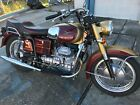 "1973 Moto Guzzi 850 Eldorado  1973 850 Eldorado  ""Beautiful Restoration"""