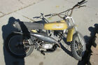 1975 Indian  VINTAGE 1975 INDIAN 100cc MT DIRT BIKE RUNS NEEDS CARB WORK LEAKE OIL OUT OF PUG